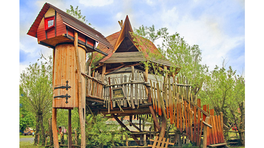 Übernachtung im Baumnomadenzelt Raum Goerlitz für 2