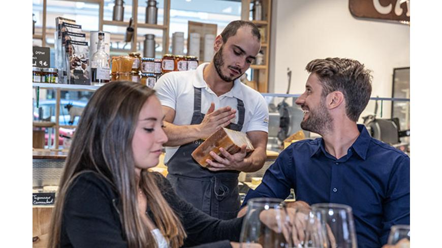 Wein & Käse Seminar für 2