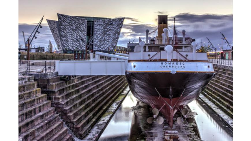 Titanic Themenreise in Belfast für 2