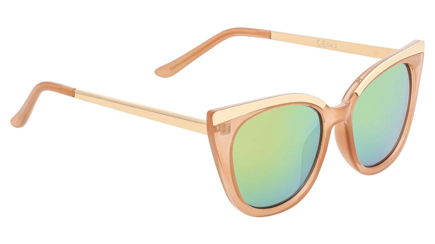 Sonnenbrille - Rosé Cat Eye