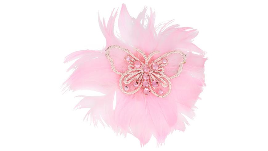 Haarklammer - Pink Power