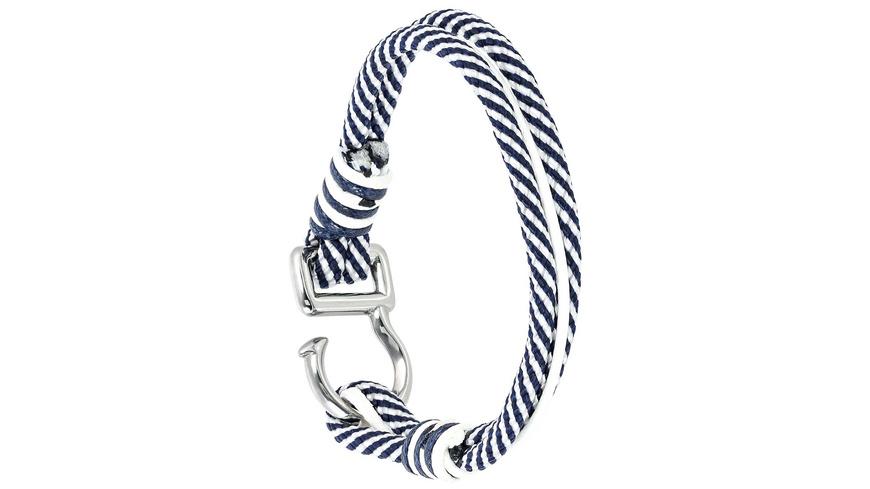 Armband - Blue and White