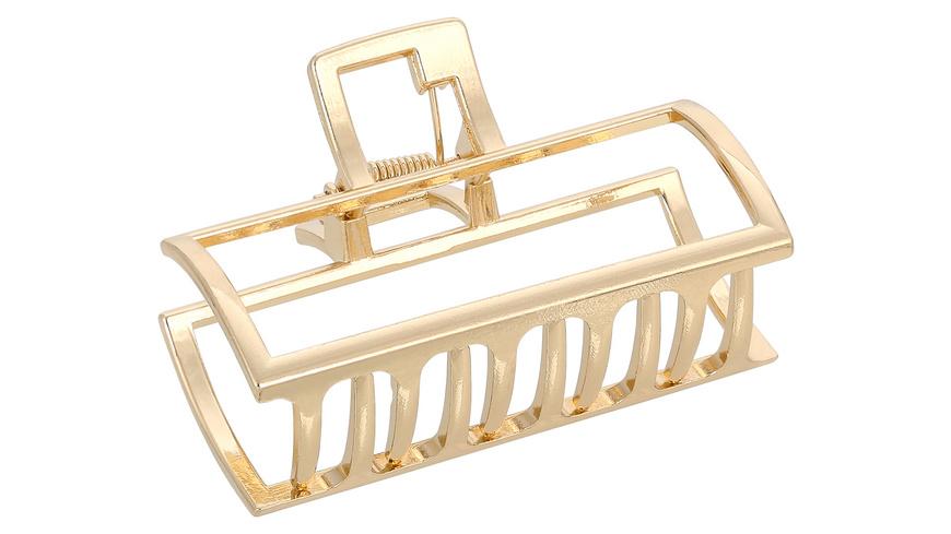 Haarklammer - Golden Clip