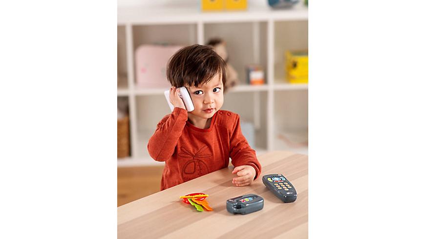 myToys Baby-Set: Schlüssel, Fernbedienung, Smartphone