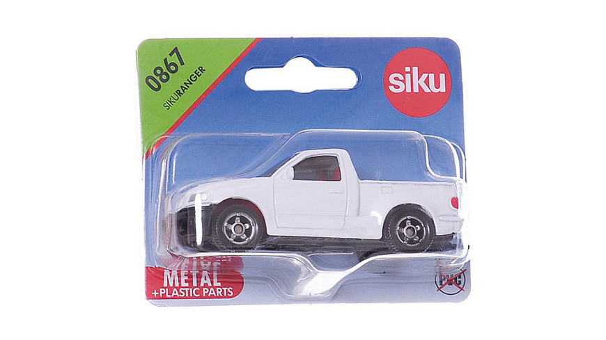 SIKU 0867 Ranger Pick Up 1 1:55