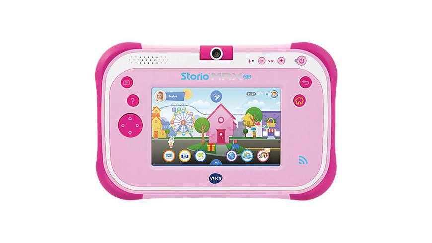Storio MAX 2.0 pink
