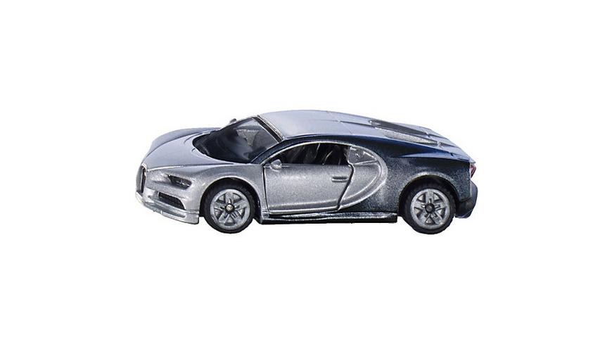 SIKU 1508 Bugatti Chiron o.M.