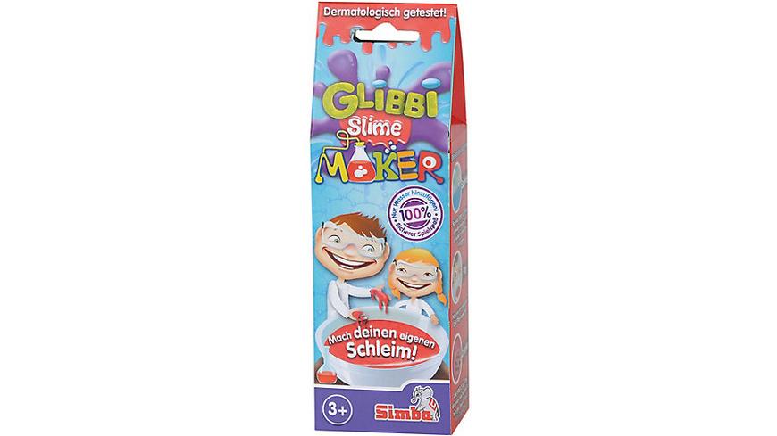 Glibbi Slime Maker, 3-sort.