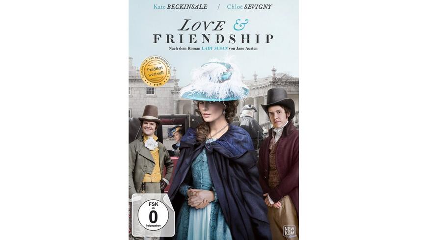 Jane Austen's Love & Friendship