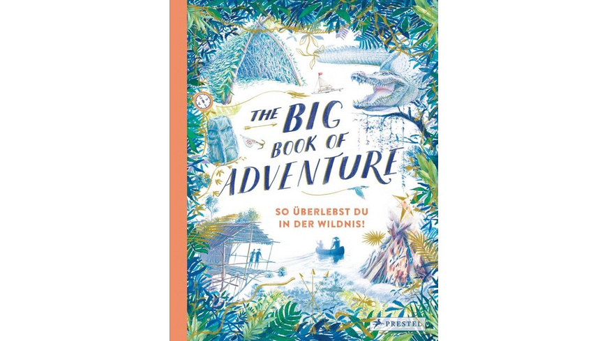 The Big Book of Adventure (dt.)