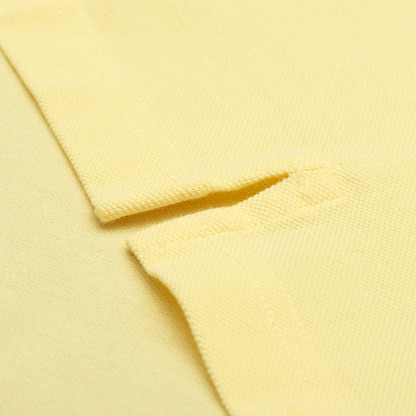 Kurzarm-Poloshirt aus Piqué