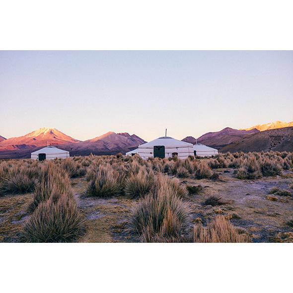 Erlebnisreise in der Atacama Wueste für 2 (7 Tage)