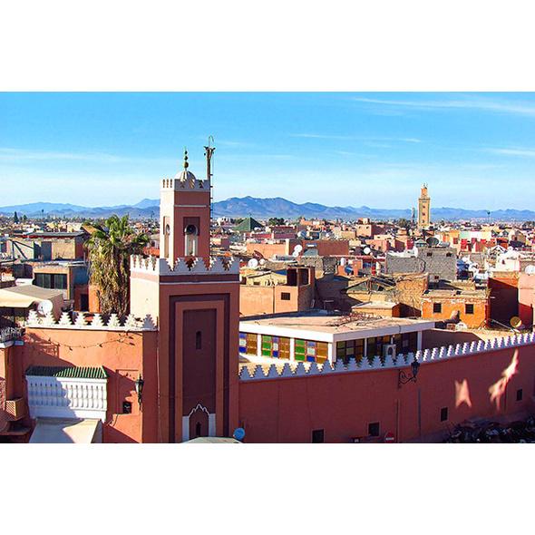 Erlebnisreise nach Marokko für 2 (6 Tage)