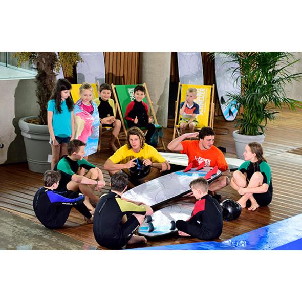 Ferien Surfkurs für Kinder - Arena München