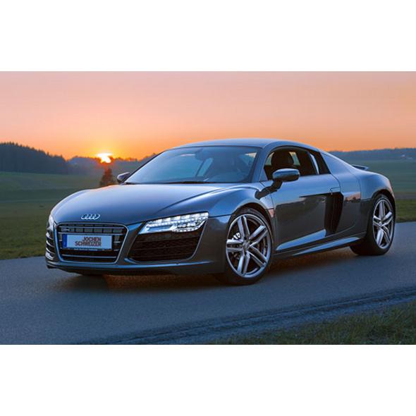 Audi R8 fahren für ein Wochenende