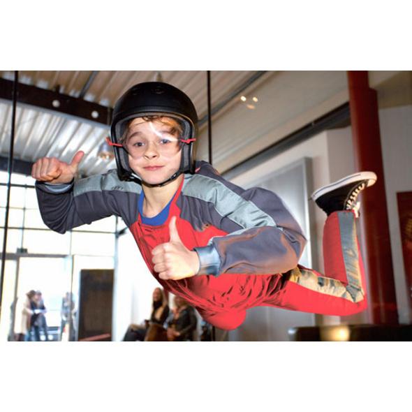 Bodyflying für Kinder (2 Min.) in Prag