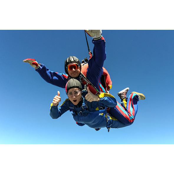 Fallschirm Tandemsprung Österreich