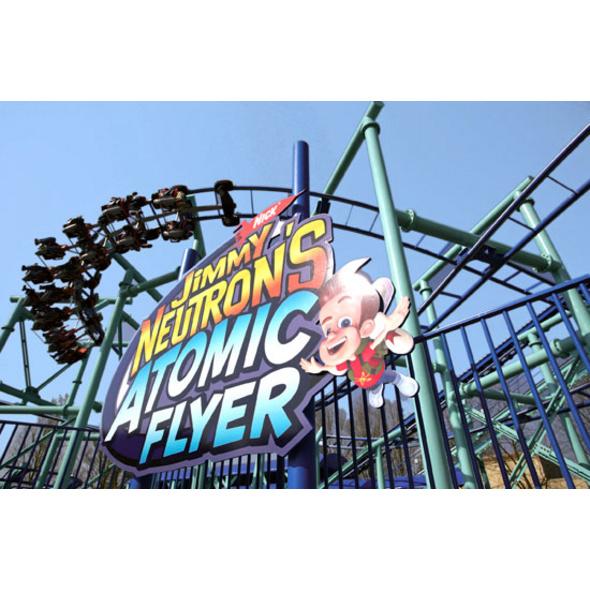 Kurztrip Movie Park Bottrop für 2 (2 Tage)