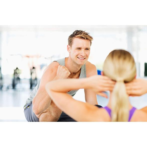 Personal Fitnesstrainer