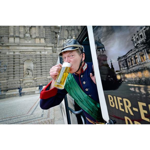 Radeberger Brauerei-Tour ab Dresden
