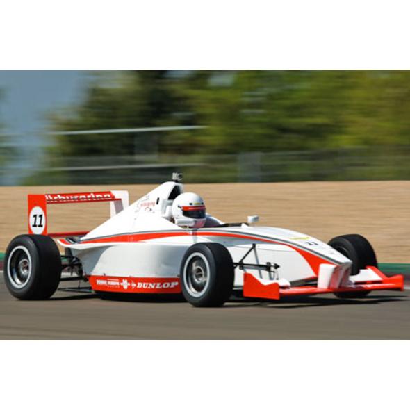 Formel-Rennlizenz am Nuerburgring