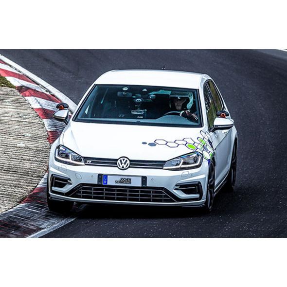 Rennstreckentraining VW Golf R 4 Motion
