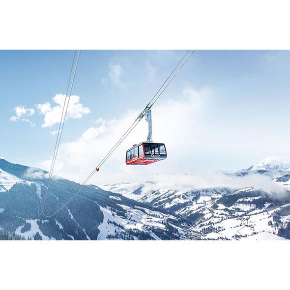 Skitag mit Gondelfrühstück in Wagrain für 2