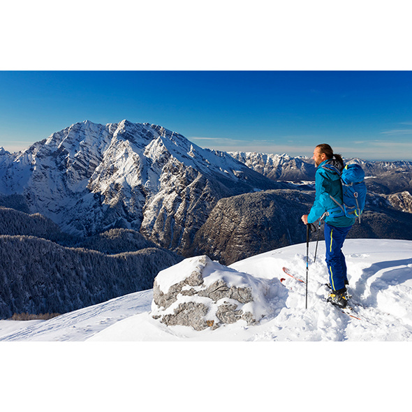 Skitour Gipfelsturm in Berchtesgaden