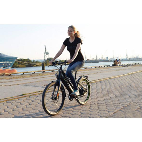 Stromer E-Bike mieten in Hamburg für 2 (1 Tag)