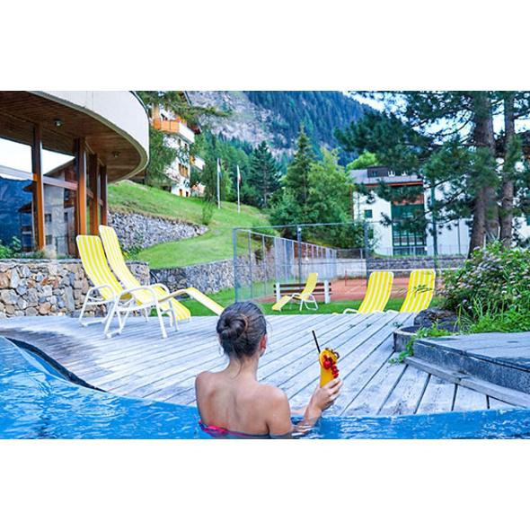 Thermen-Kurzurlaub im Wallis für 2