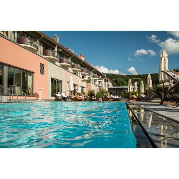 Luxus-Wellness-Urlaub im Schlosshotel für 2