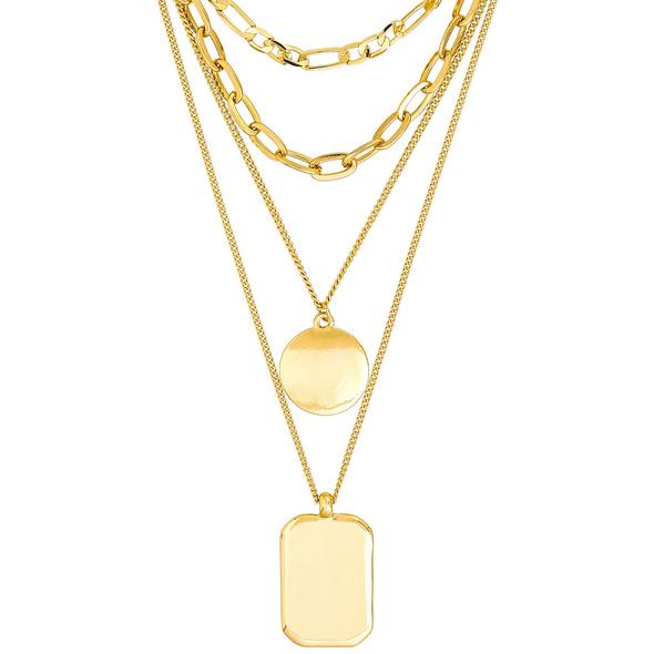 Kette - Modern Amulet