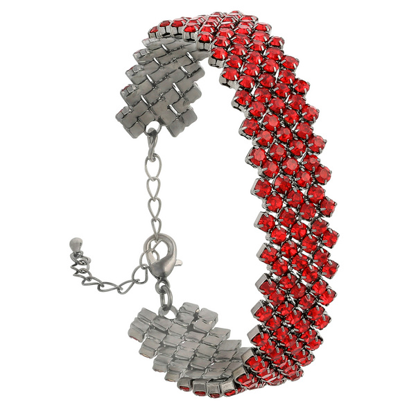 Armband - Brilliant Red
