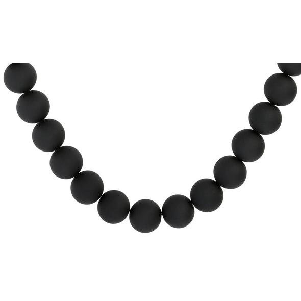 Kette - Black Pearls