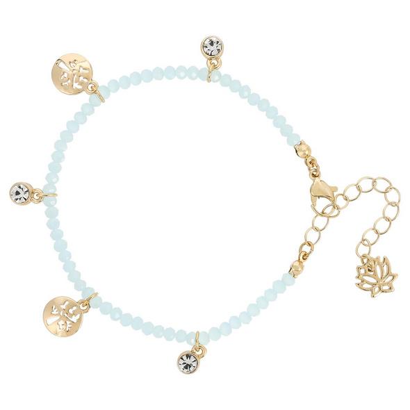Armband - Turquoise Karma