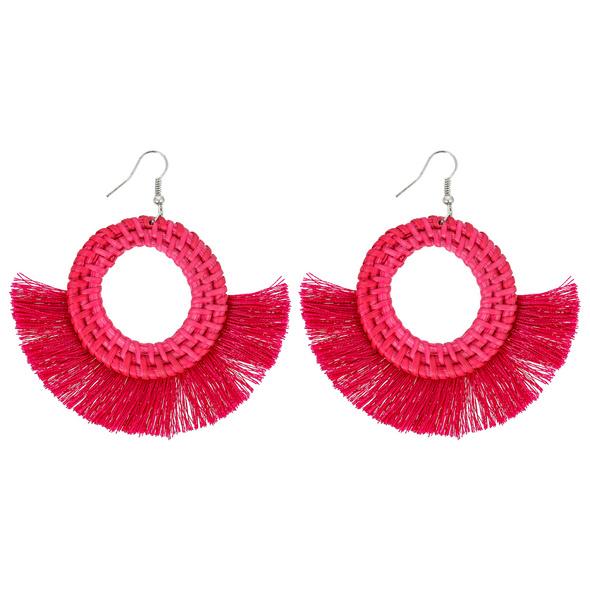 Ohrhänger - Pink Summer
