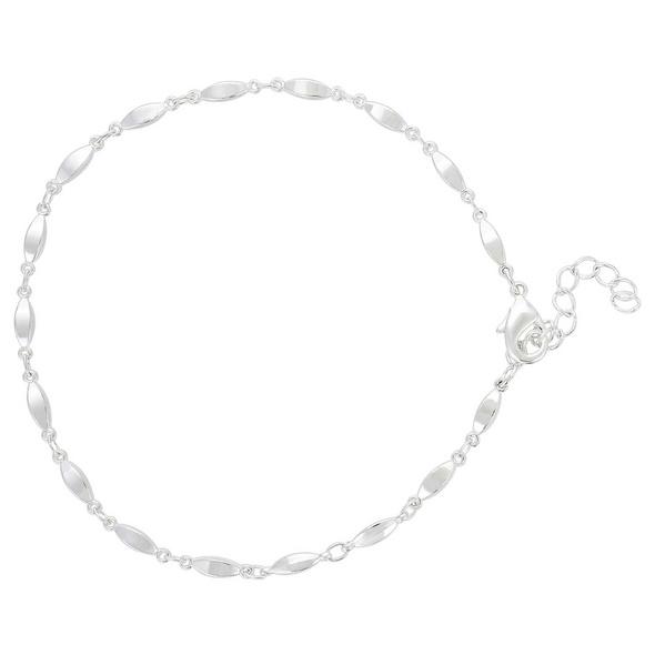 Fußkette - Silver Beauty
