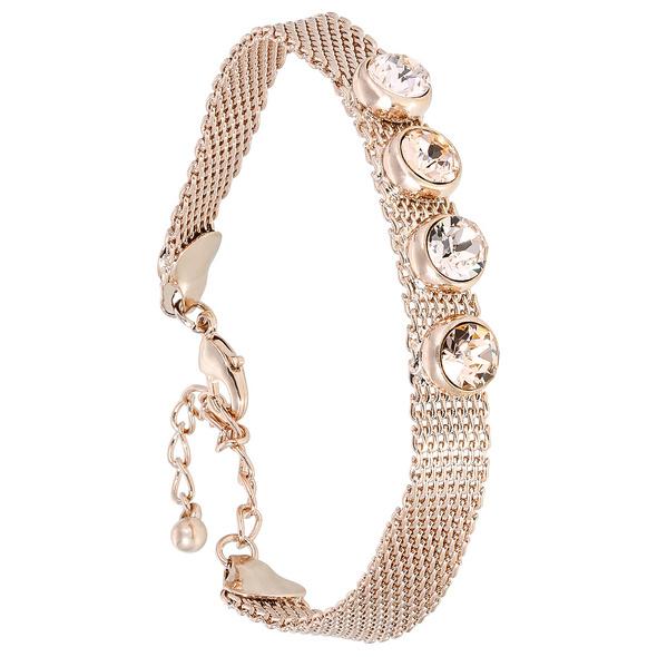 Armband - Rosé Sparkle
