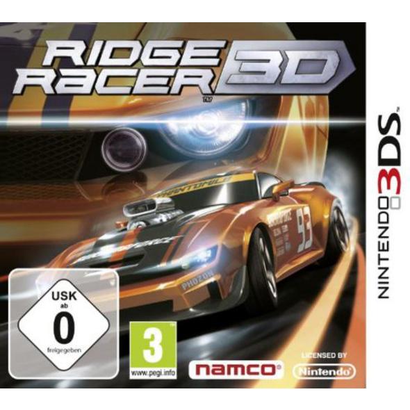 Ridge Racers 3D