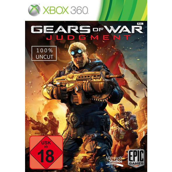 Gears of War: Judgment (100% UNCUT)