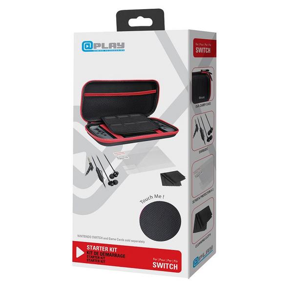 @play Nintendo Switch Starter Kit