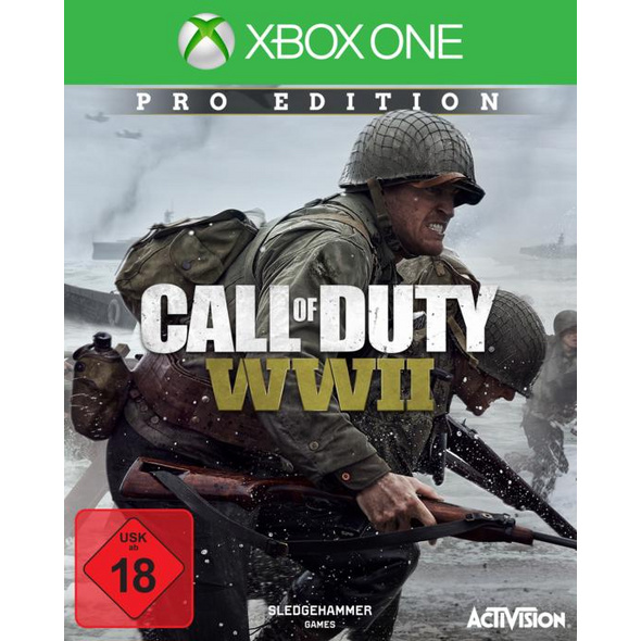 Call of Duty: WWII Pro Edition (Exklusiv bei GameStop!)