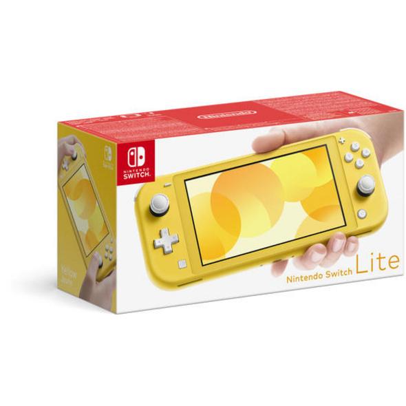 Nintendo Switch Lite Konsole gelb