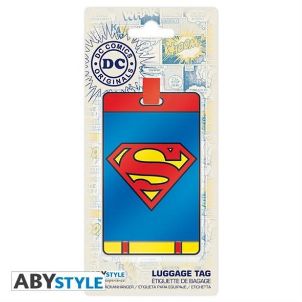 DC Comics - Kofferanhänger Superman