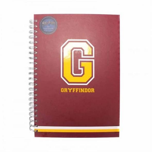 Harry Potter - Notizbuch A4 G für Gryffindor