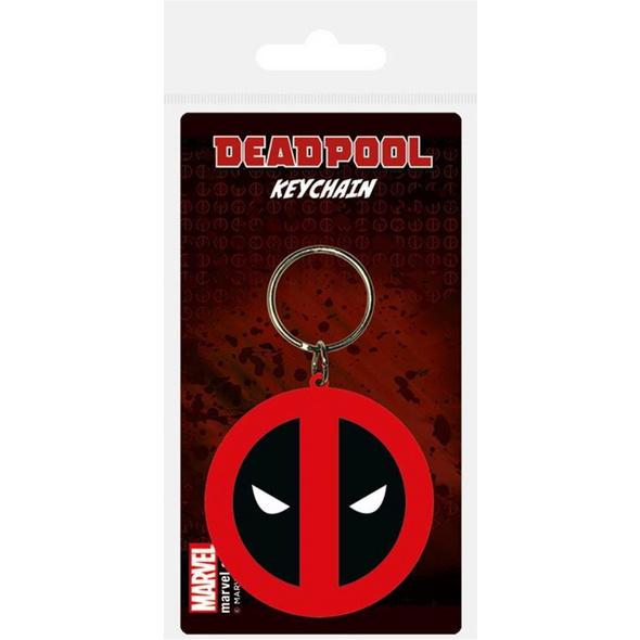 Deadpool - Schlüsselanhänger Symbol