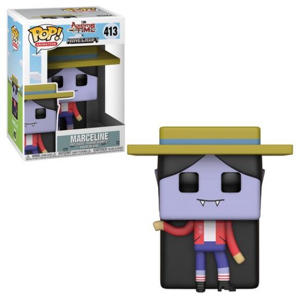 Adventure Time Minecraft - POP! Vinyl-Figur Marceline