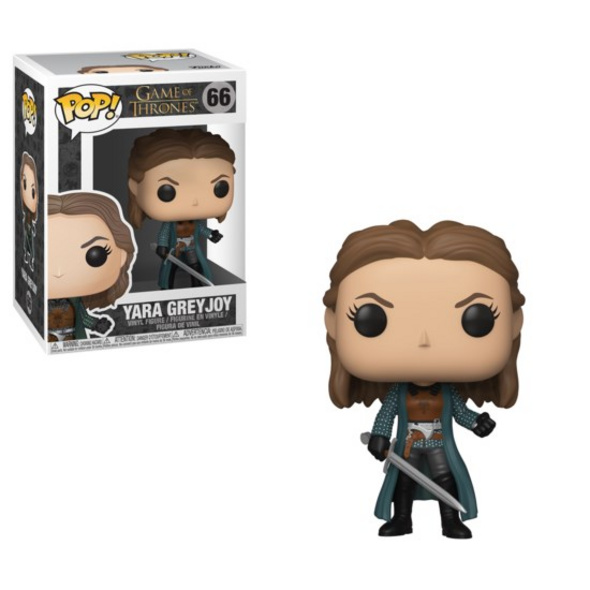 Game of Thrones - POP!-Vinyl Figur Asha Graufreud