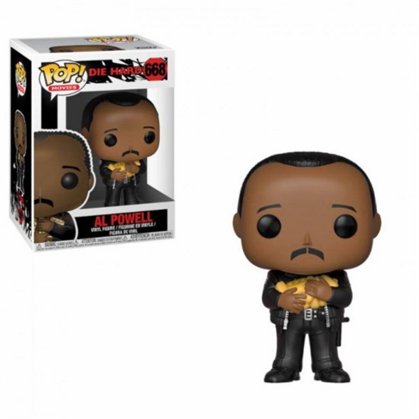 Stirb langsam - POP!-Vinyl Figur Al Powell