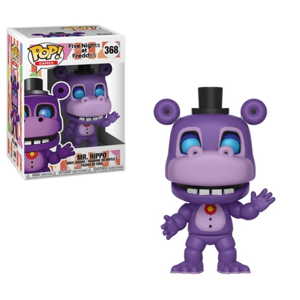 Five Nights at Freddy's - POP! Vinyl-Figur Mr. Hippo